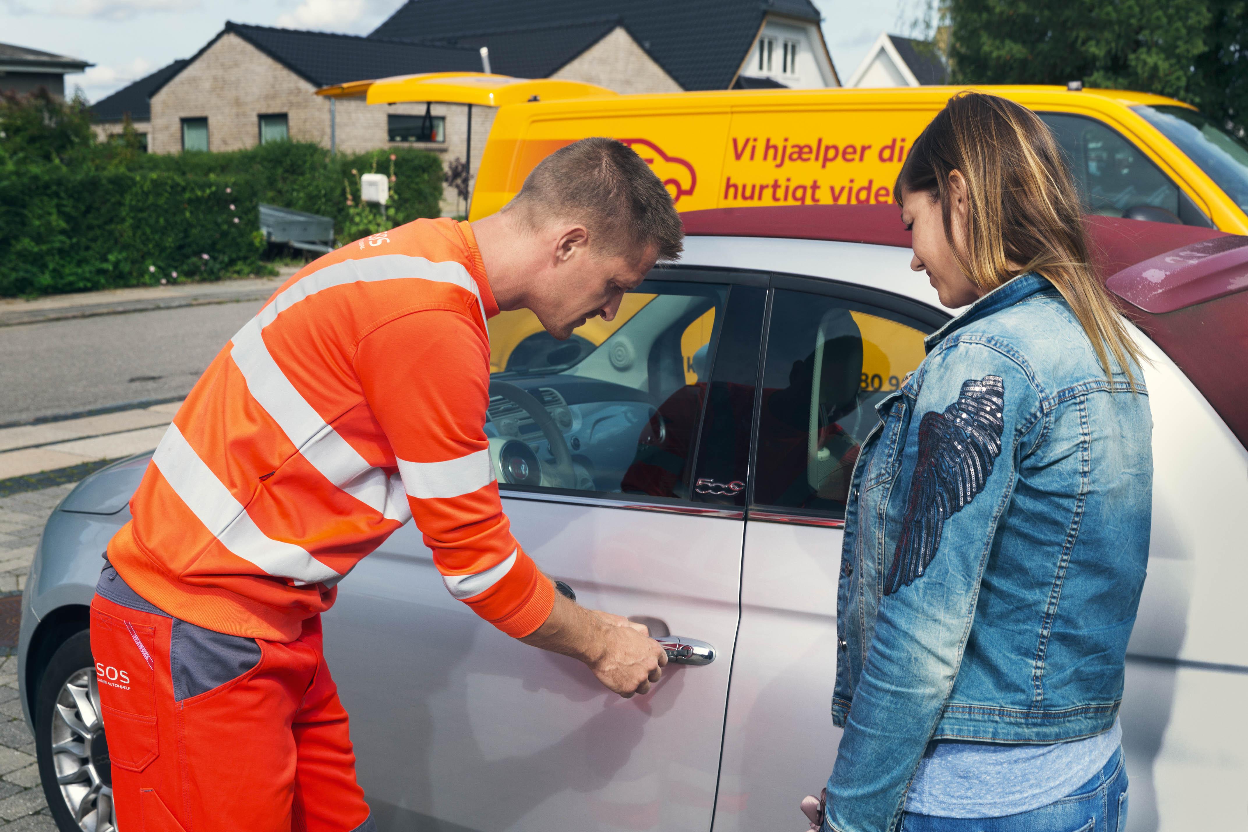 Tjek-ind hos FDM - Få din leasingbil tjekket inden tilbageleveringen
