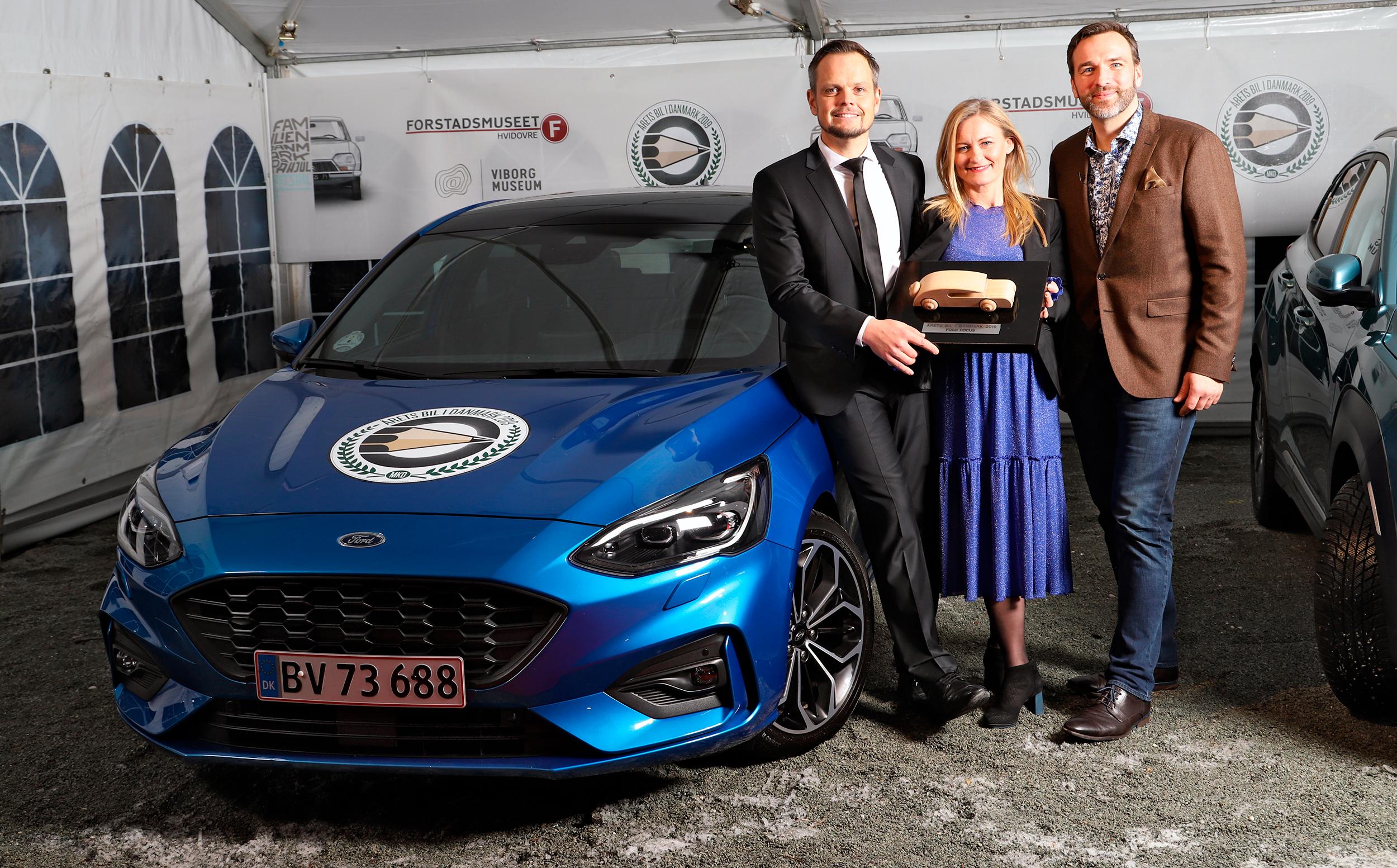 Årets Bil 2019 en fornuftig familiebil | FDM