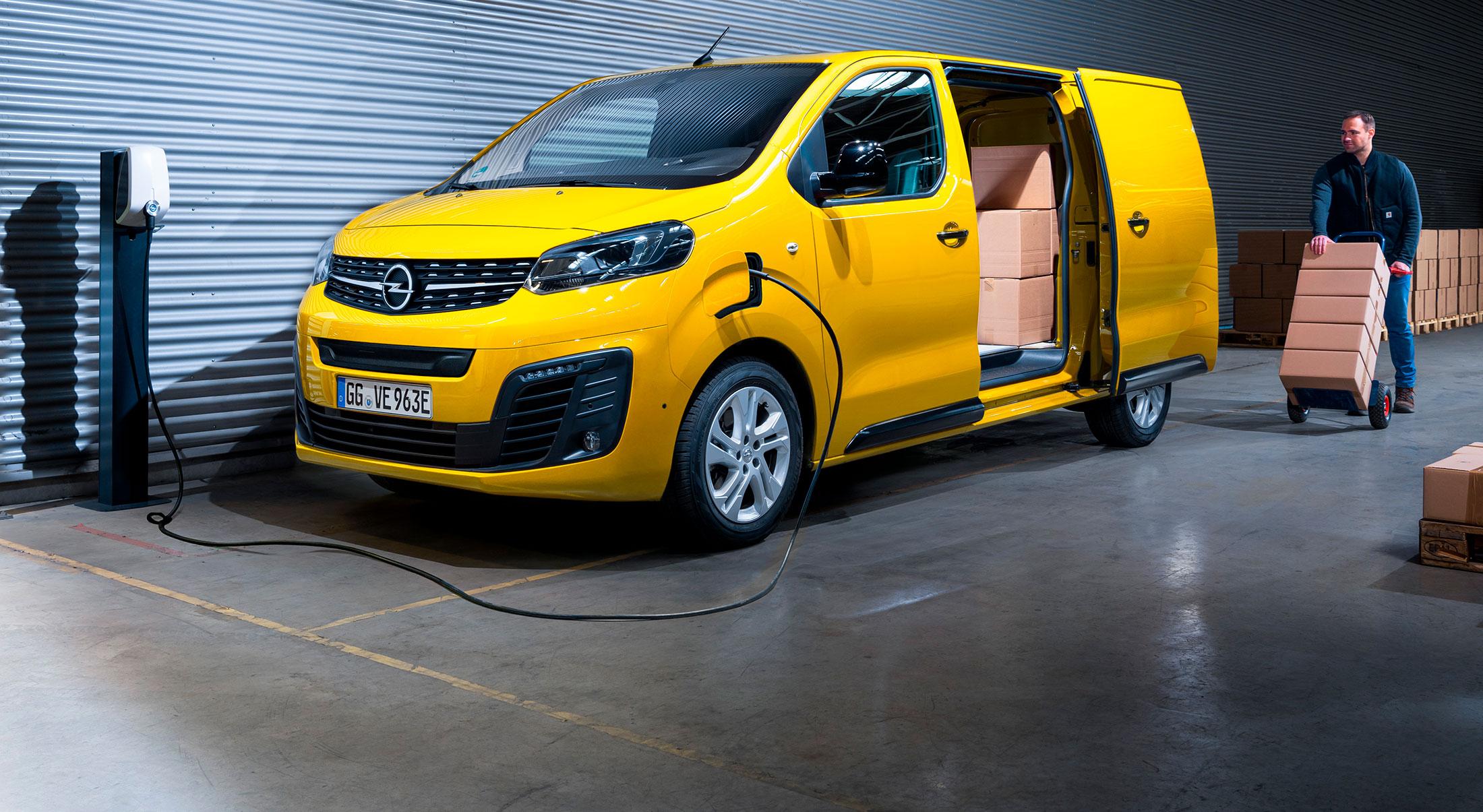 elektrisk varebil test