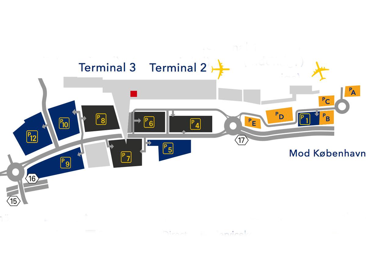 Kastrup Forbedrer Afsaetning Af Passagerer Fdm