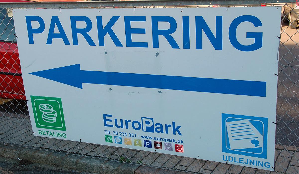 Europark giver bilister penge retur   FDM