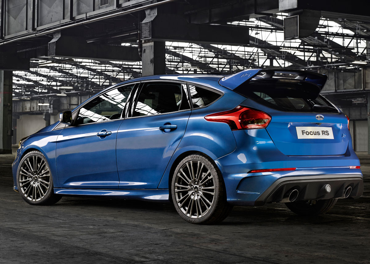 den hurtigste focus har 320 hk | fdm
