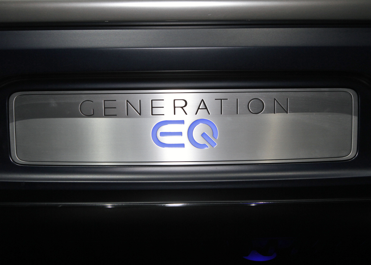'Generation EQ' kalder Mercedes-Benz sit nye, elektriske univers.