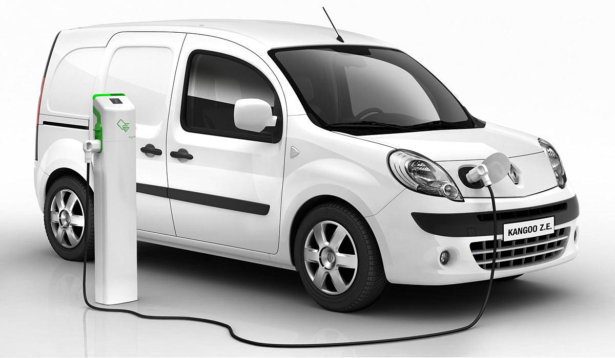 Renault sætter pris på el-varevogn | FDM