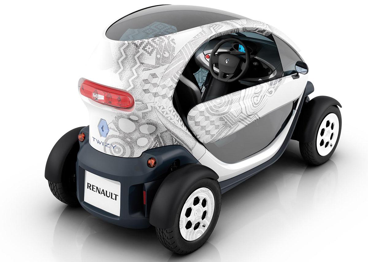Helt nyt køretøj: elektrisk kabinescooter | FDM