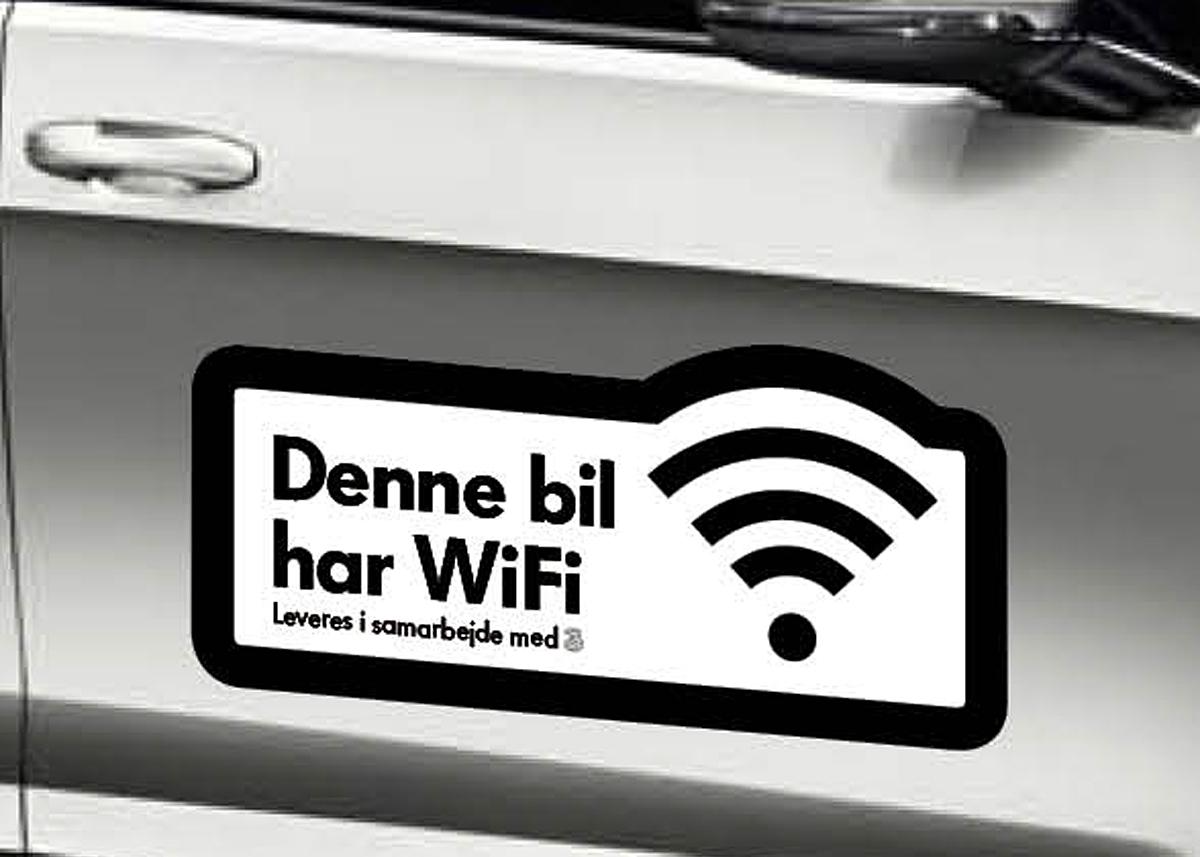 trådløst internet ubegrænset forbrug