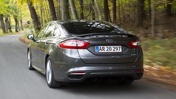 Ford Mondeo bagfra