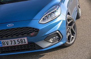 Ford Fiesta ST forlygter