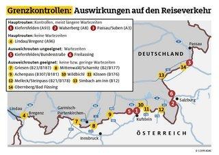 Se Her Koprognosen For Trafikken I Tyskland Og Andre Lande I