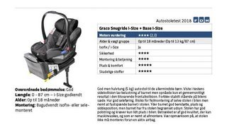 Graco Snugride i-Size + Base i-Size
