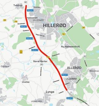 Plan Klar For Motorvej Til Hillerod Fdm