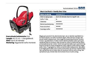 Maxi-Cosi Rock + Family One i-Size