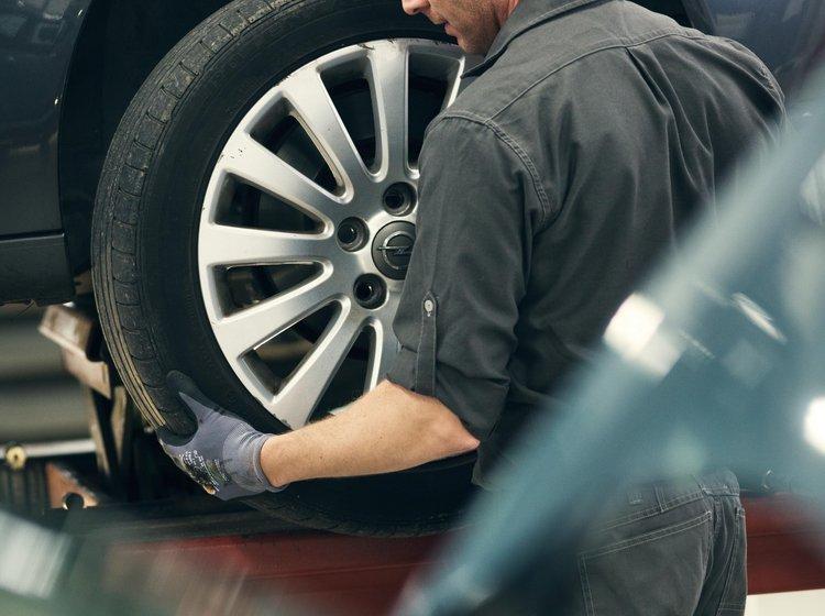 Fabriksnye Sådan opbevarer du dine dæk | FDM NI-49