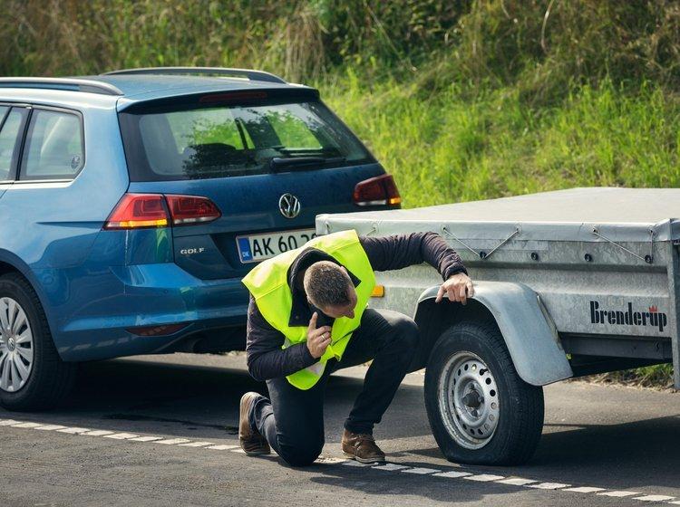 3b0d5239642 Få assistance, hvis uheldet er ude på turen til genbrugspladsen eller hjem  fra boligbutikken.