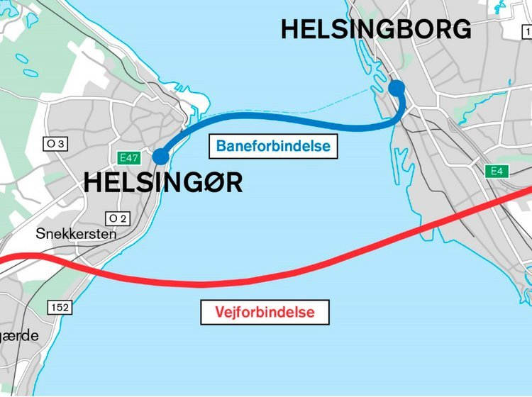 Tunnel Til Sverige Nu Begynder Planlaegningen Fdm