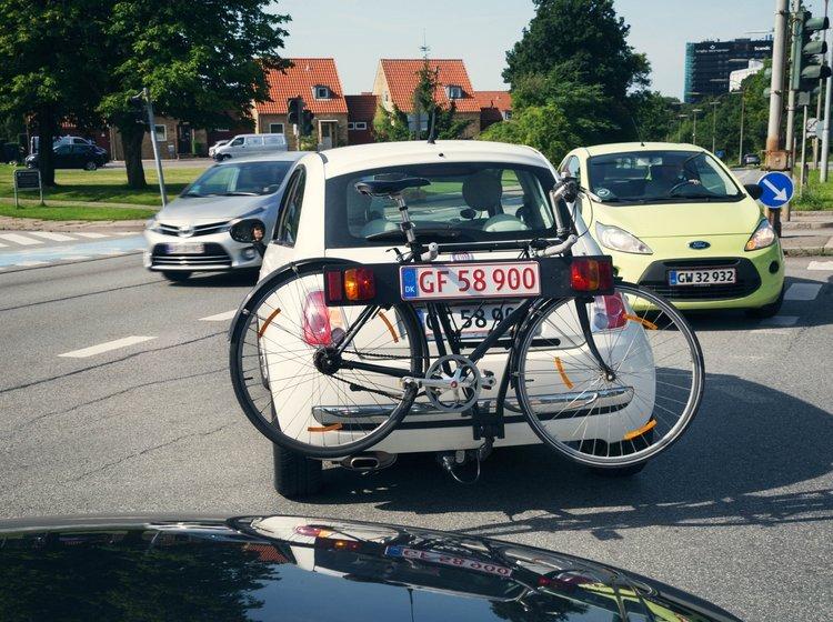 Dejlig Få her en guide til valg af cykelholder til bilen | FDM HH-86