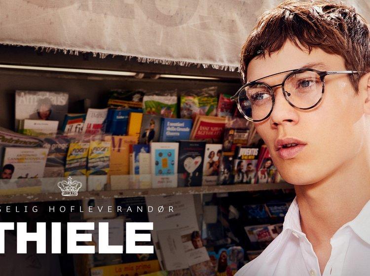 65051bd079f1 Få 10% rabat på dine briller hos Thiele som FDM-medlem
