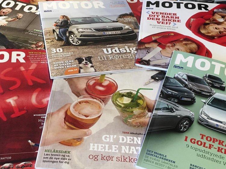2686ecd4a62 Motor - Danmarks største bilmagasin | FDM