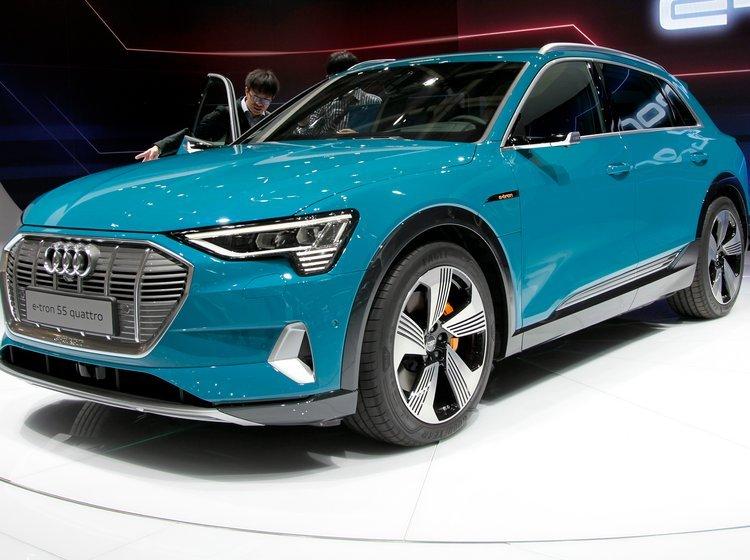 Høj pris på ny elbil fra Audi | FDM