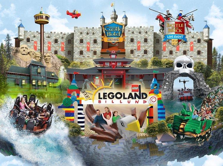 Besøg Legoland Med Fdm Og Få Op Til 29 Rabat På Entré