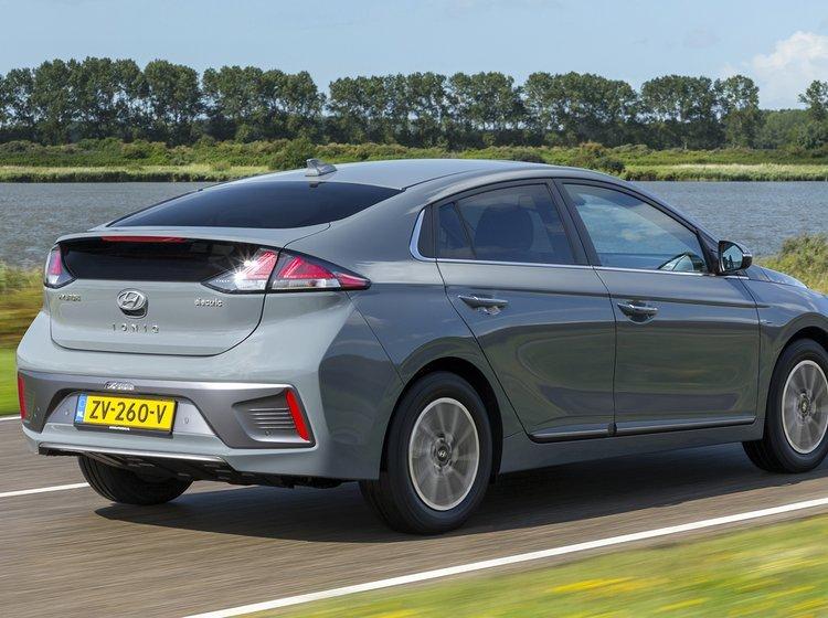 Flot faceliftet Hyundai Ioniq elbil med forbedret rækkevidde