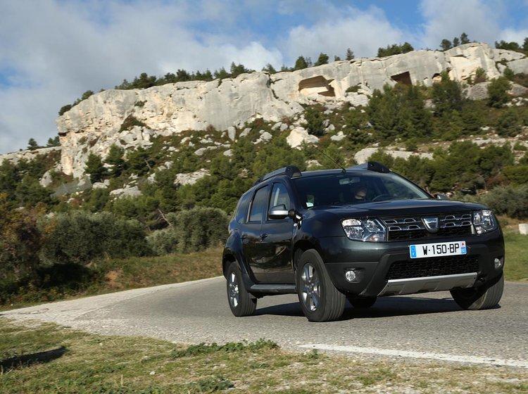Flot Dacia Duster – offroad til lavpris | FDM KZ-12