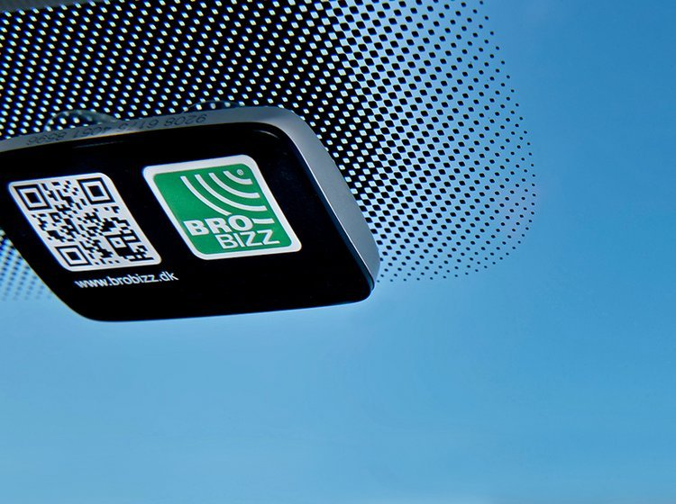 Brobizz kan betale for parkering | FDM