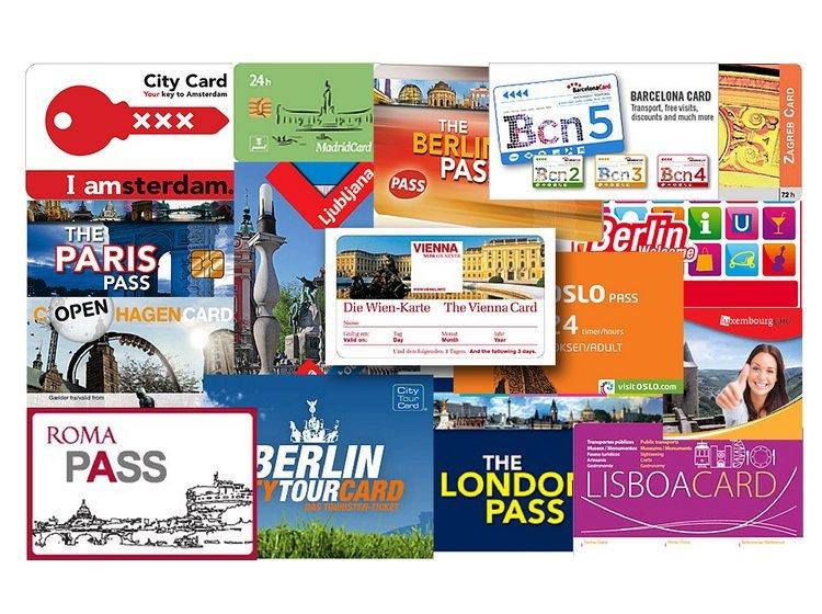 Eurotest Test Af 16 Citycards I Europa Fdm