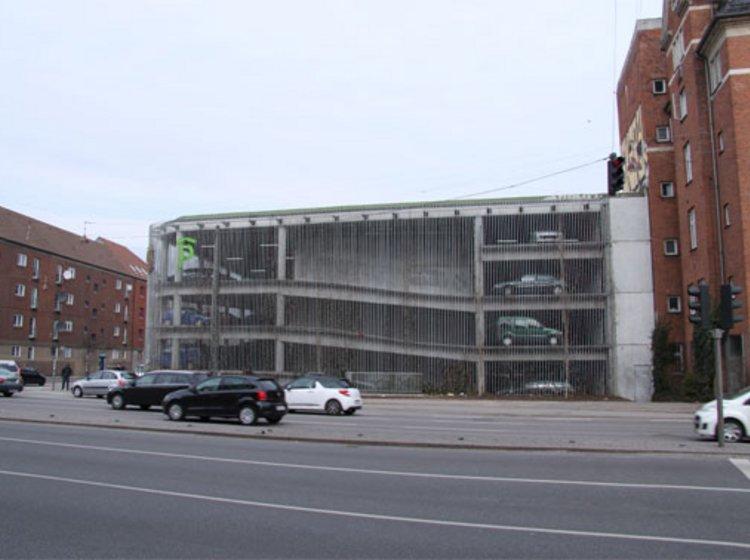 parkeringshuse i københavn