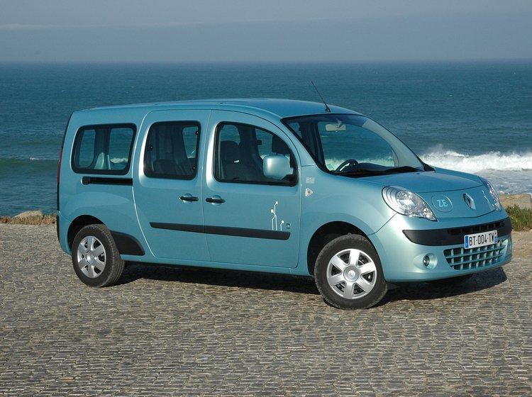 Renault Kangoo - varebil på strøm | FDM