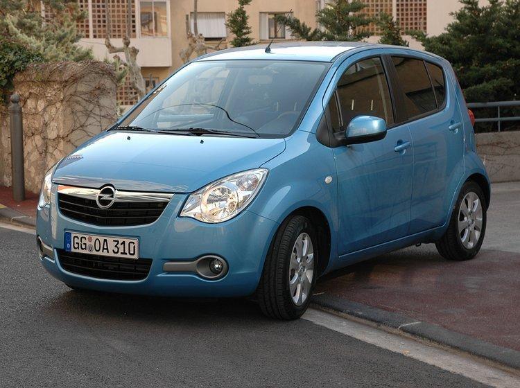 Opel Agila - lille bil med stor stil | FDM