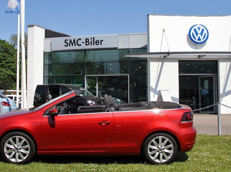 Bilforhandler dropper sit navn | FDM