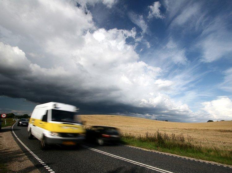 Se her reglerne for nedvejning af varebiler | FDM
